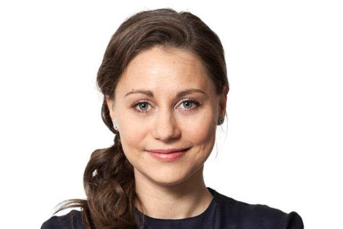 Sisse Marie Welling, SF, går til valg på et helårsforbud på dieselbiler i København. Foto: SF