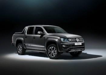VW Amarok Dark Label udstilles i Frankfurt og kommer til Damark i 2018
