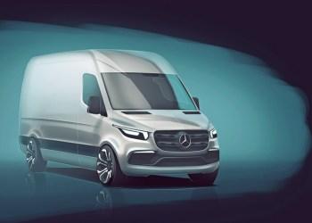 Det ligner en forrude på fire-fem kvadratmeter, men det spændende er, hvor meget af den tilgængelige fremtid, Mercedes fylder ind bag den