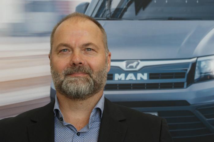 Niels-Jørgen Toft Jensen er med virkning fra den 1. september tiltrådt som fungerende administrerende direktør for MAN i Danmark