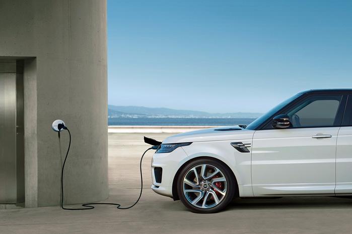 Det er denne udsigt, Range Rover-ejere nok lige skal vænne sig til