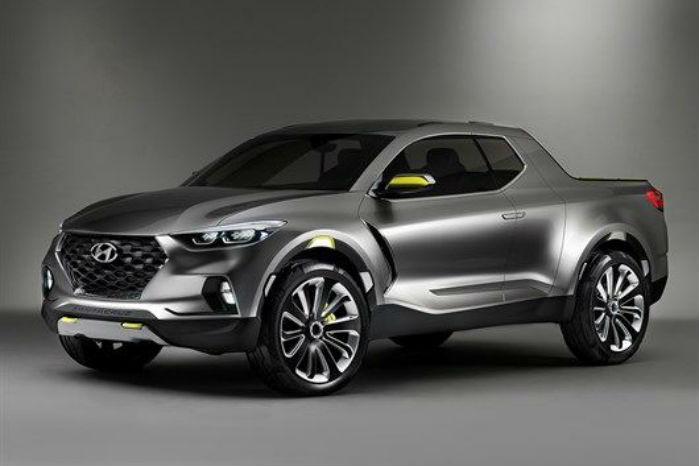 Hyundai Santa Cruz nærmer sig produktionsstart