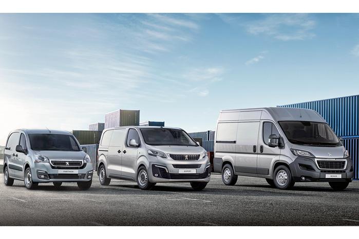 Peugeot er på banen med et nyt leasingkoncept til varebiler