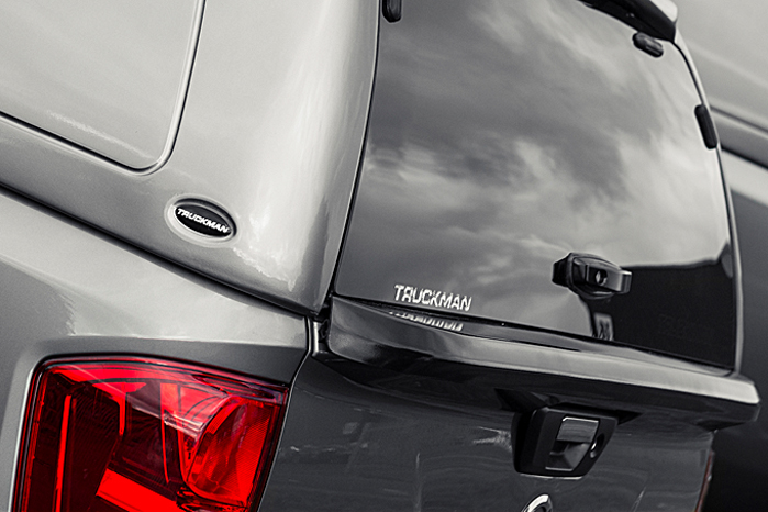 Det er den britiske producent af varebils-tilbehør, Truckmand, der bygger hardtoppene