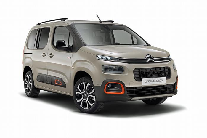 Den kompakte stil med finurlige detaljer er blevet kendetegnende for Citroën i alt under firmabilssegmentet