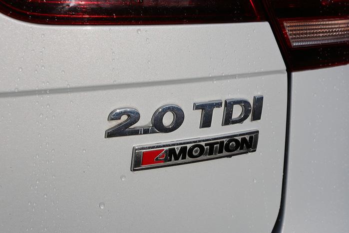 190 hk og det effektive 4Motion er en lækker og betryggende kombination