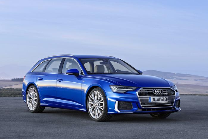 Ingen vil vist anfægte Audis egne ord om sofistikeret sporty elegance