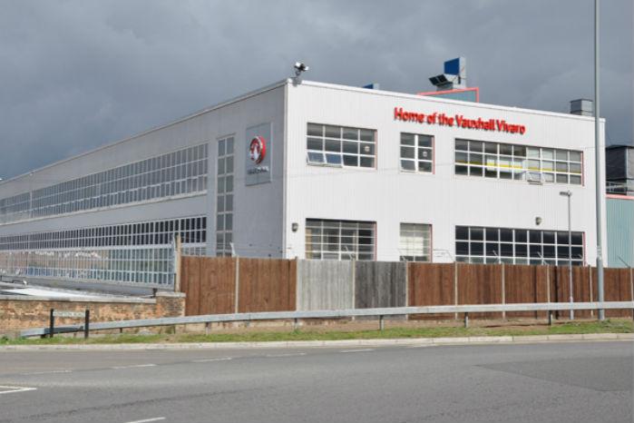 Den engelske fabrik i Luton udvides i 2019 til en kapacitet på 100.000 biler om året