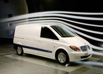 Mercedes Vito 1.6 CDI tilbagekaldes pga. ulovlig software