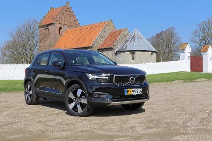 Volvo-ejere er ofte loyale tenderende til det religiøse, og XC40 van gør dem endnu stærkere i troen