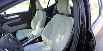 Volvo bærer faklen videre. Sæderne leverer stadig unik langturskomfort