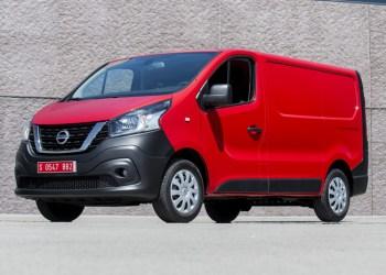 Nissan NV300 Working Star er blevet 50.000 kroner billigere