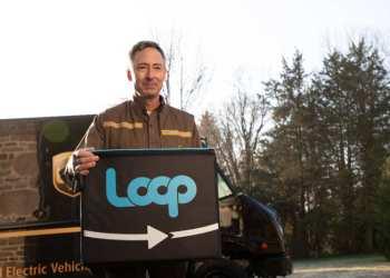Med projektet Loop vil UPS tage føring på genbrug af emballage i last mile-distributionen