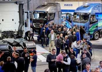 Transportmessen finder sted 21.-23. marts 2019 i MCH Messecenter Herning. Foto: MCH/Tony Brøchner