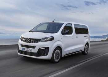 Vi kender efterhånden metoden: Gammel kasse får en ny front, denne gang med et tysk lyn. Foto: Opel