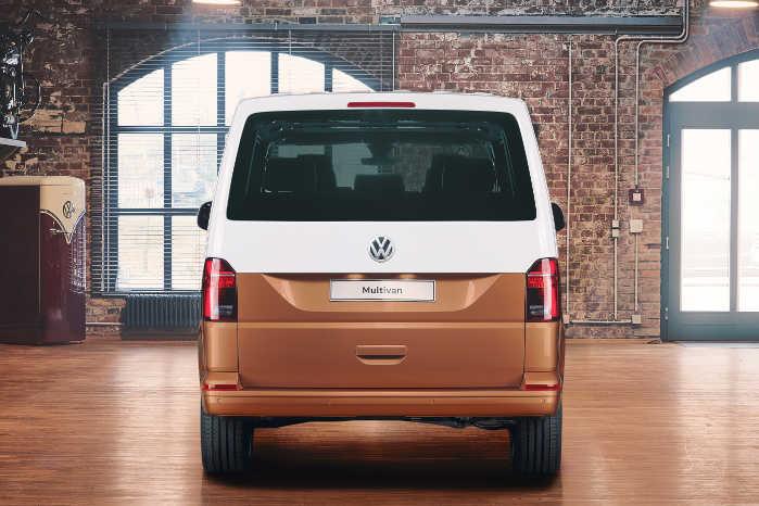 Volkswagen Erhvervsbiler har solgt tæt på 12 millioner eksemplarer af T-serien på verdensplan