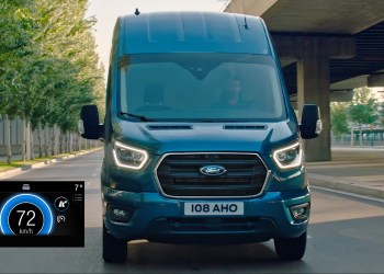 Ford transit EcoGuide