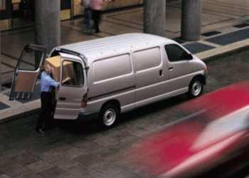 Fra 2020 til 2025 skal gradvist flere varebiler have partikelfilter for at måtte køre i byernes miljøzoner