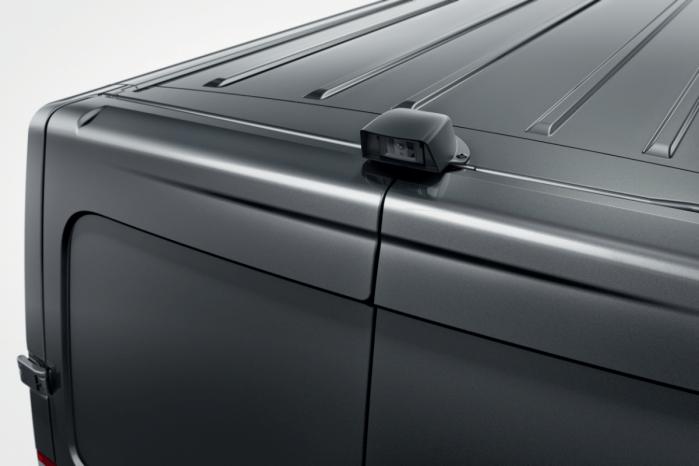 Kamera og bakspejls-skærm Renault Master