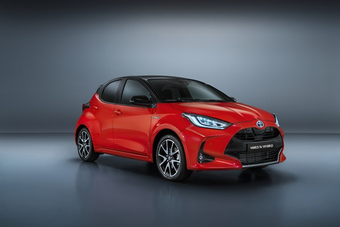 Ny Toyota Yaris