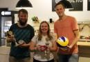 Annette und Jakob sind die neuen Vereinsmeister
