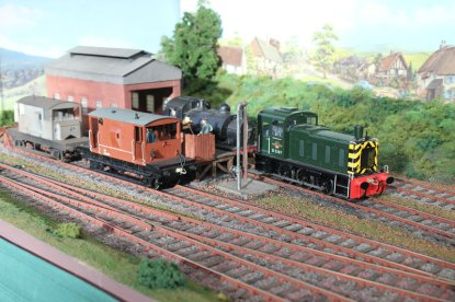 More of the O Gauge Chalworth
