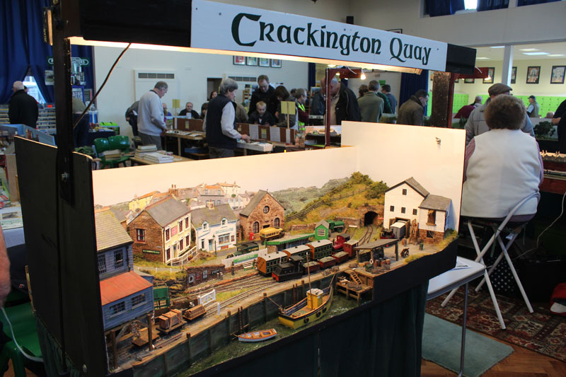 The Railway Modeller Shield winning layout Crackington Quay