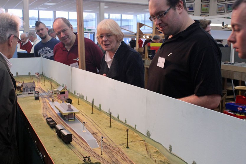 Pat Lerew operates Merstone with the assistance of Chris Gardner and Mark Pretious