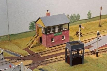 Merstone signal box