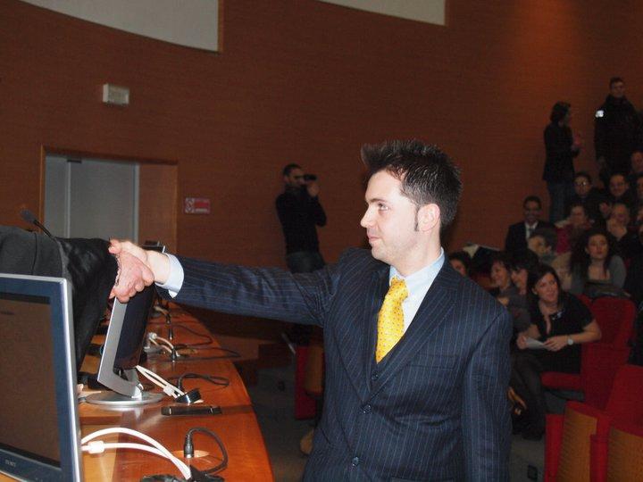 Dott. Giulio Vannini di Altopascio