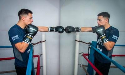 """El boxeador se mantiene a la espera de la aprobación de los protocolos en la provincia: """"La tormenta va pasando"""", indicó."""