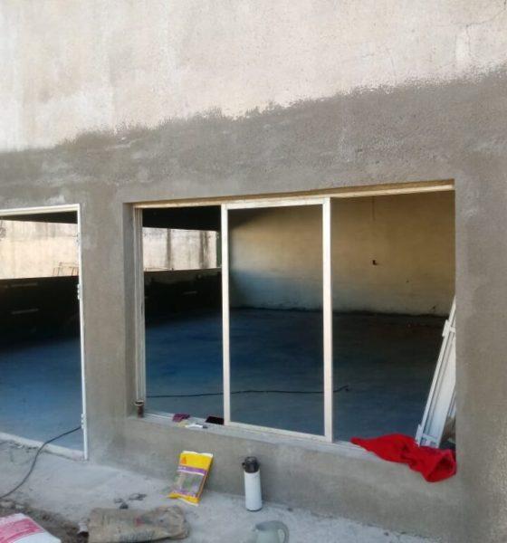 Deportivo Municipal de Adelia María se apuntala en obras de infraestructura.