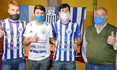 Atlético Sampacho presentó la indumentaria oficial para el 2020. Además, hizo público un innovador proyecto de infraestructura.