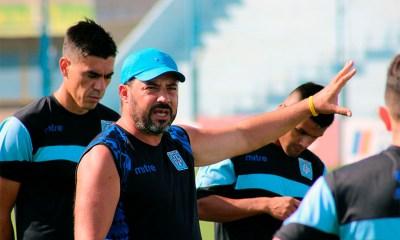 Ricardo Palladino, preparador físico de Estudiantes, se refirió al posible retorno a los entrenamientos.