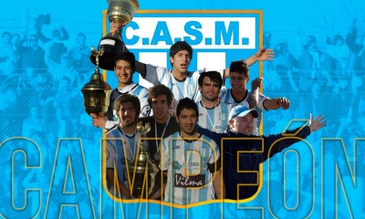 Un día como hoy, en 2014, San Martín de Vicuña Mackenna conquistó su primer título liguero de la historia.
