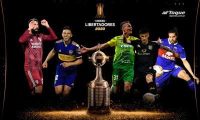 La reanudación de la Copa Libertadores no dejó dudas sobre la jerarquía argentina.