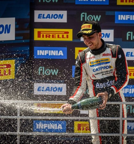 Eugenio Provens vuelve a las pistas este fin de semana.