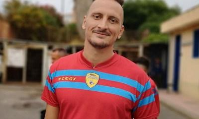 Santiago Pavicich, el tanque que pasó por Toro Club y hoy hace goles en Italia.
