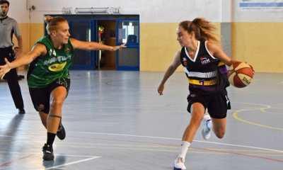 Romero (a la izquierda) busca nuevos desafíos en el básquet, esta vez en España.