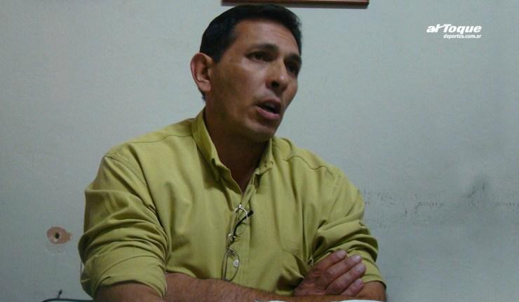 Daniel Ambroggio es un ex combatiente de Malvinas e impulsor de la creación de los Juegos Olímpicos para Veteranos.