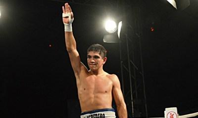 El boxeador adeliamariense no pudo conseguir el título sudamericano súper pluma en su regreso al ring.