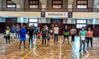 Una treintena de gimnasios y complejos deportivos de la ciudad recibió un subsidio no reintegrable de 35.000 pesos.