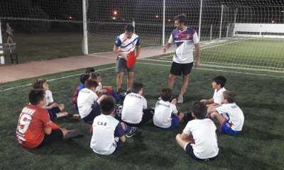 En Coronel Moldes se organizó el primer encuentro infanto juvenil de Liga Regional de Río Cuarto.