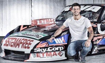 Matías Rossi es el cómodo líder que tiene el Súper TC2000. Este finde se presenta en Río Cuarto.
