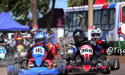 Se define el campeonato de karting Zona Sur.