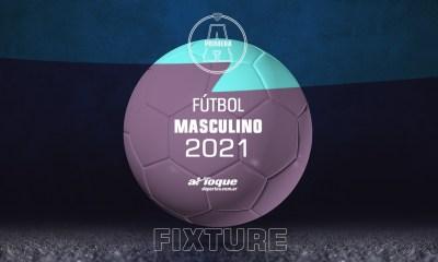 Así quedaron diagramados los partidos válidos al primer torneo de la temporada 2021 en la élite de la Liga Regional.