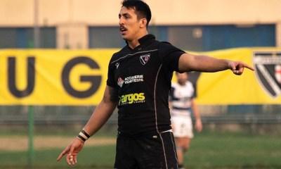 Diego Galetto atraviesa un gran presente en el rugby italiano.