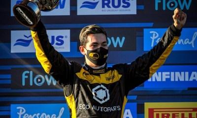 Marques se subió al podio y recuperó el segundo lugar en la tabla