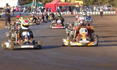 Vuelve el karting de tierra a Río Cuarto.