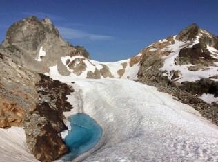 Gourg Blanc (2840m)